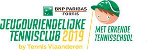 Tennis Jeugdvriendelijke Club 2019